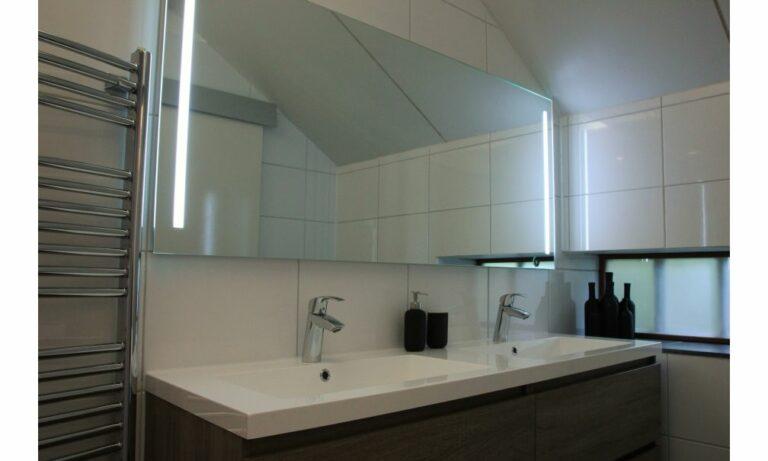 Badkamer 1 familiehuis