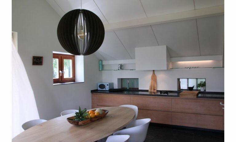Keuken familiehuis