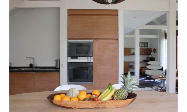 Keuken vakantiehuis