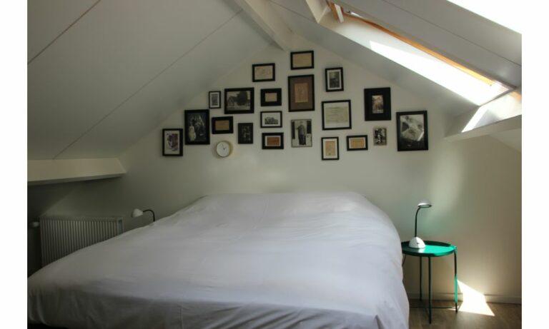 Slaapkamer 2 familiehuis
