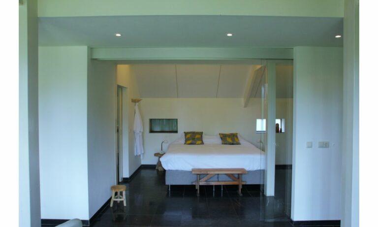 Slaapkamer 1 familiehuis