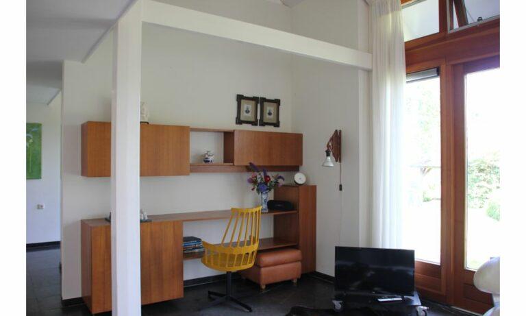 Bureau vakantiehuis